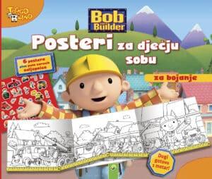 Bob builder posteri bojanje