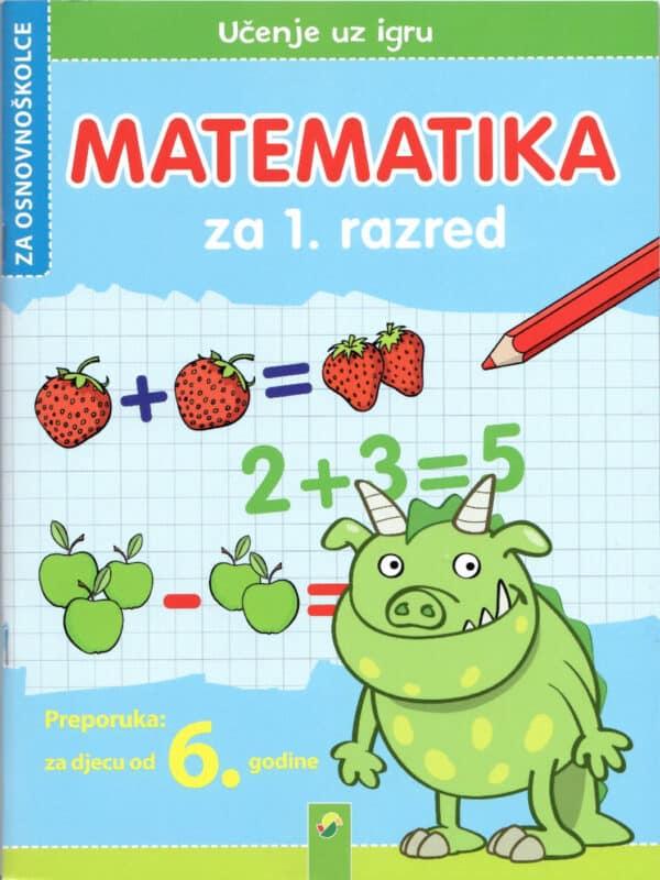Matematika za 1. razred 0001