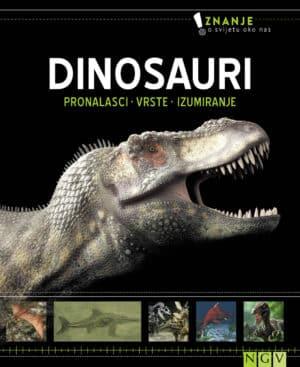 dinosauri znanje oko nas