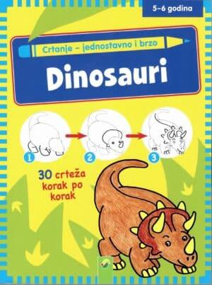 dinosauricrtanje