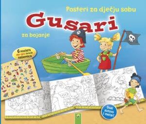 gusari posteri bojanka