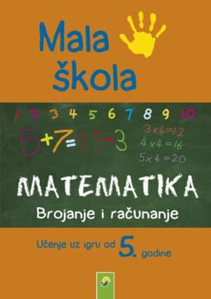 matematika mala skola ruka