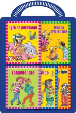 mini knjizice igre