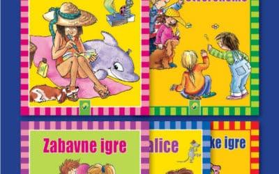 Mini knjižice – igre