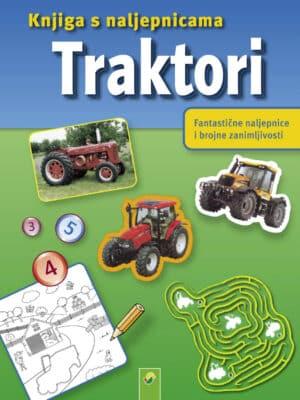 traktori naljepnice