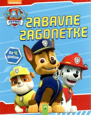 Paw Patrol zabavne zagonetke
