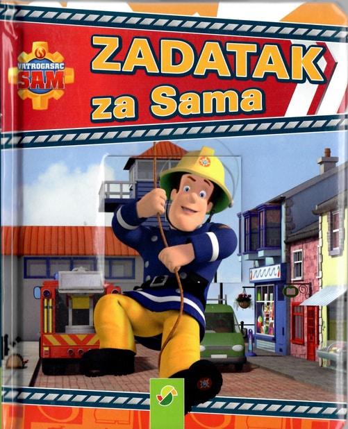 Vatrogasac Sam Zadatak za Sama