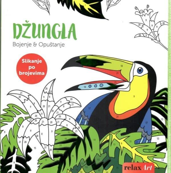dzungla bojenje