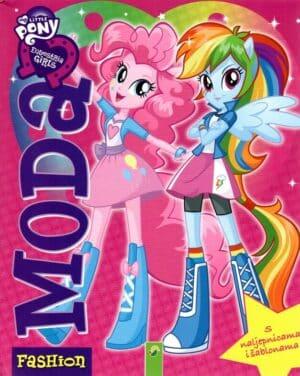 moda fashion pony roza