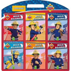 vatrogasac sam set 6 bojanki