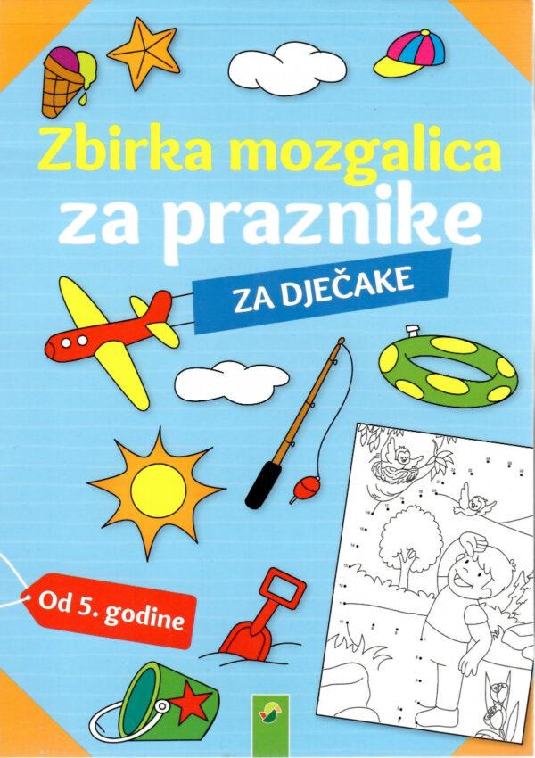 Zbirka mozgalica za praznike za djecake
