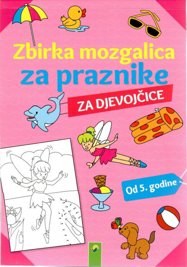 Zbirka mozgalica za praznike za djevojcice