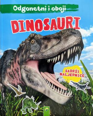 Dinosauri odgonetniioboji